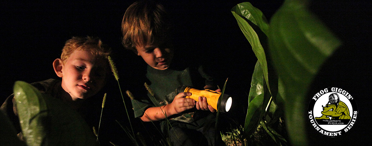 Kids-Frog-giggin-header